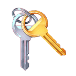 Logo of Account Keys